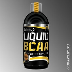 BioTech - Liquid BCAA (1000 ml) - (Лимон)