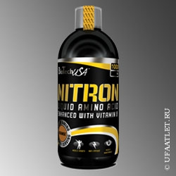 BioTech - Nitron Liquid AMINO (1000 ml) - (Апельсин)