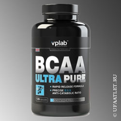 VP Labaratory - BCAA Ultra Pure 2:1:1 (120 caps)