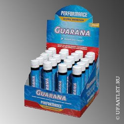 Performance - Guarana (20x25 ml)