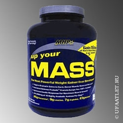 MHP - Up Your Mass (2270 g) - (Ваниль)