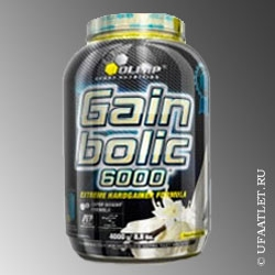 Olimp Nutrition - Gain Bolic 6000 (4000 g) - (Ваниль)