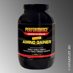 Performance - Amino Gainer (1500 g) - (Клубника)