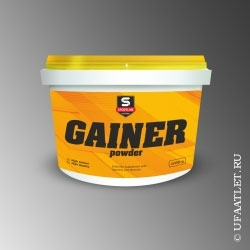SportLine - Gain Powder (5000g) - (Карамель)