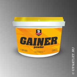 SportLine - Gain Powder (5000g) - (Ваниль)