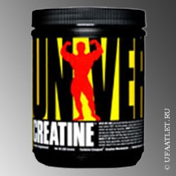 Universal Nutrition - Creatin powder (200 g)