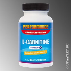 Performance - L-Carnitine Caps (100 caps)