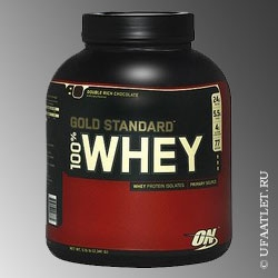 ON - 100% Whey Gold Standard (2352 g) - (Клубника)