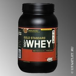 ON - 100% Whey Gold Standard (900 g) - (Банан)