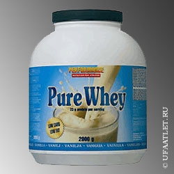 Performance - Pure Whey Pro (2000 g) - (Клубника)