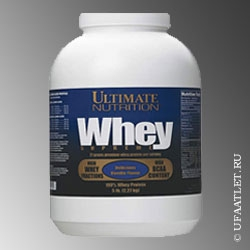 ULTIMATE - Whey Supreme Protein (2270 g) - (Клубника)