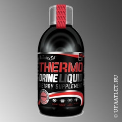 BioTech - Thermo Drine Liquid (500 ml) - (Грейпфрут)
