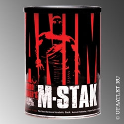 Universal Nutrition - Animal  M-Stak (21 bag)