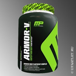 MusclePharm - ARMOR-V (180 caps)